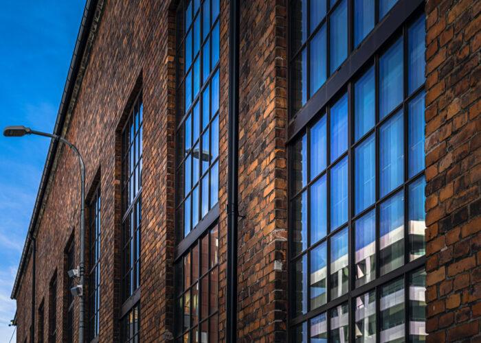 Fasadglas Gasverket Hus 20